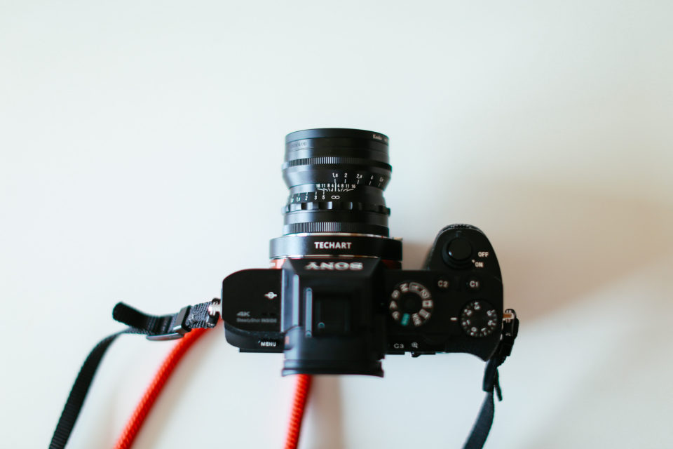 Voigtlander NOKTON classic 50mm F1.5