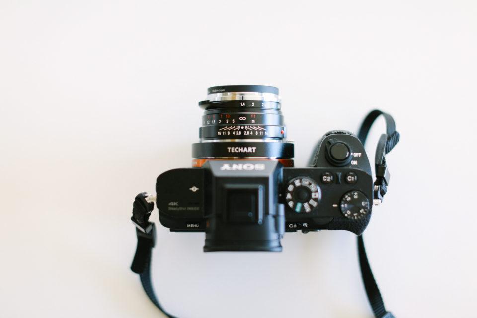 Voigtlander NOKTON classic 40mm F1.4
