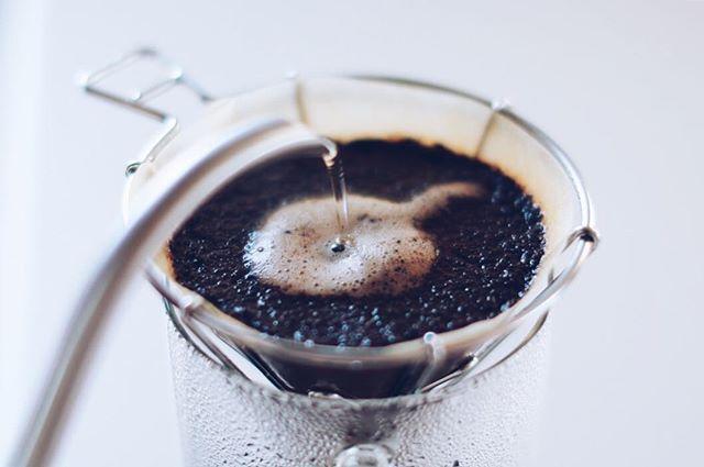 あわがりんごみたい by 娘。コーヒー父、撮影母。うまい! (Instagram)