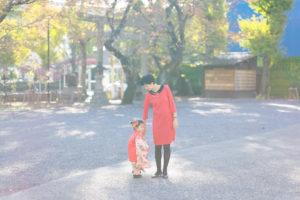名古屋の若宮八幡社で七五三のお参り&写真撮影をしてきました!