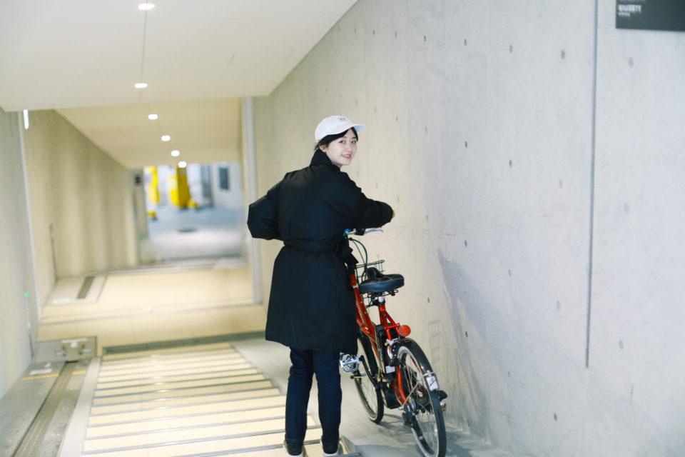 名古屋駅の自転車駐輪場はJPタワー地下屋内駐輪場がKITTE近くで便利!しかも空いてる!