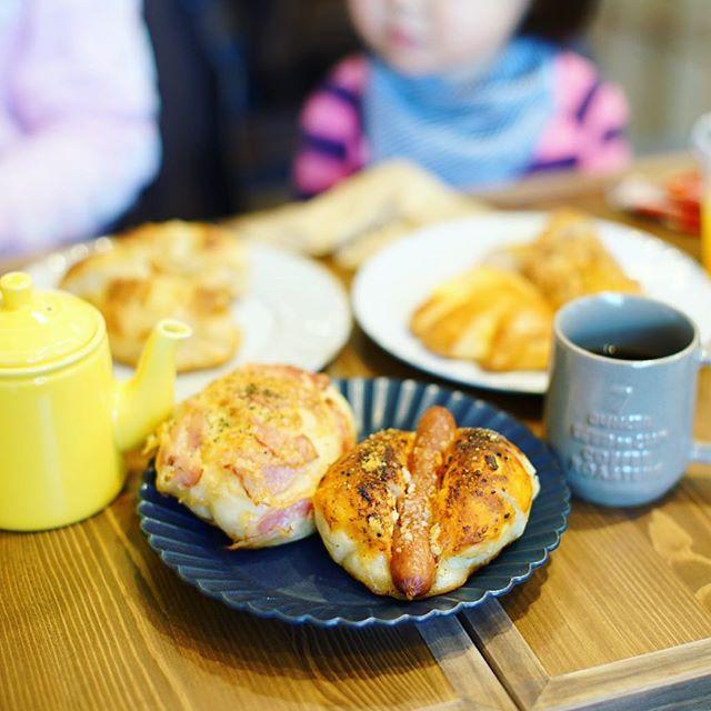 庄内通のLienLienにパン食べに来たよ。美味しいパンいろいろ&コーヒーでお昼ごはん。うまい!#オニマガ名古屋散歩 (Instagram)