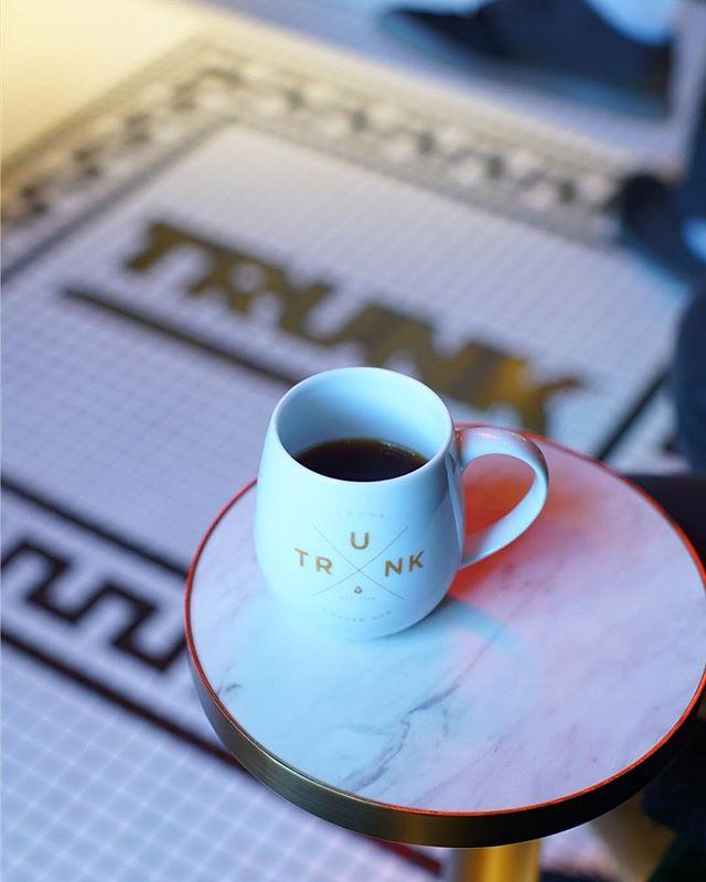 Trunk Coffee & Craft Beerで3時のコーヒー休憩。うまい!#オニマガ名古屋散歩 (Instagram)