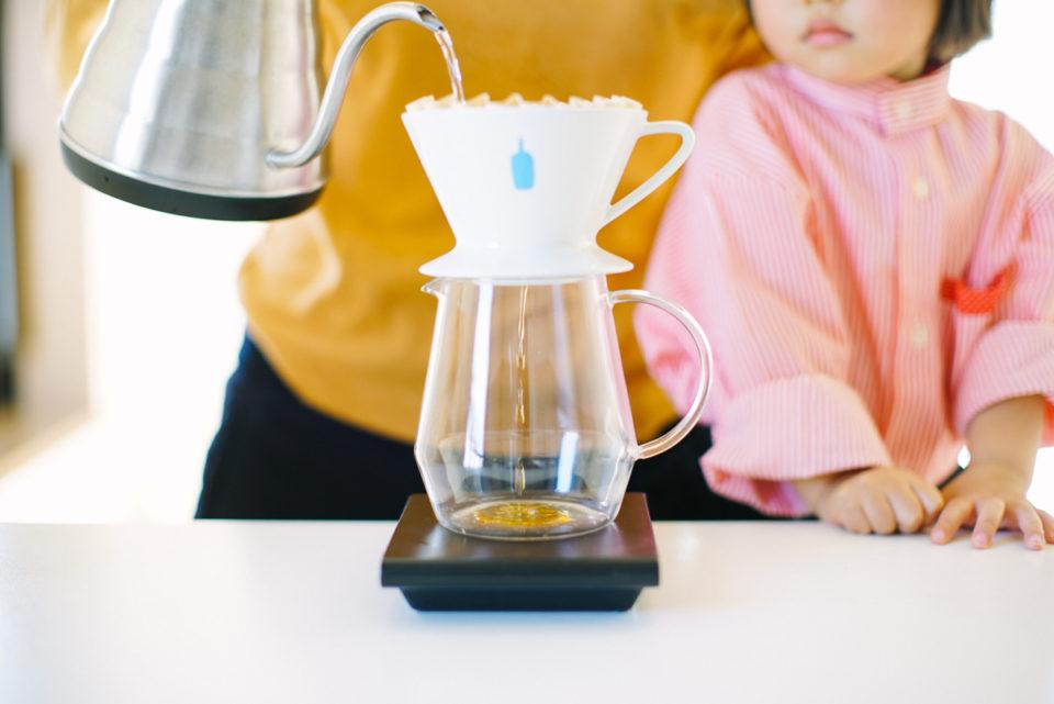 ブルーボトルコーヒーのドリッパーを導入しました!(淹れ方レシピ・使い方)