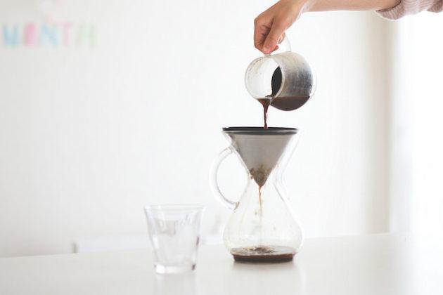 出しコーヒー(コールドブリュー)の作り方・レシピ