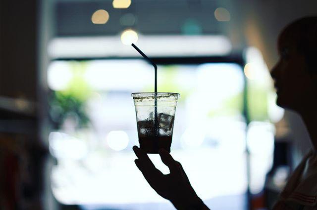 覚王山のfons coffee standでエスプレッソコーラ休憩。うまい!#オニマガ名古屋散歩 (Instagram)