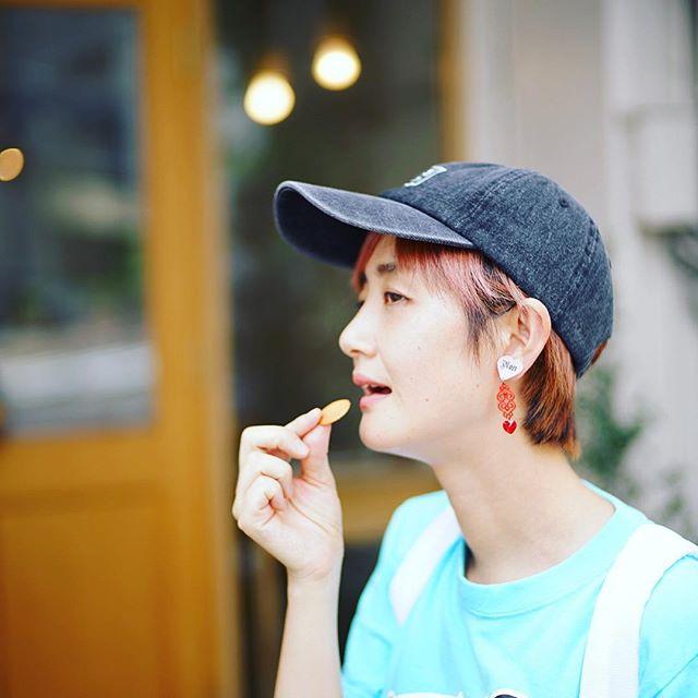 #PIC写真部 で亀島〜栄生散歩。焼き菓子屋さんプラリネでおやつタイム。うまい!#オニマガ名古屋散歩 (Instagram)