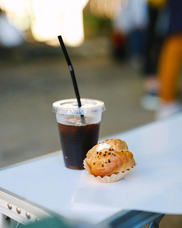 お菓子屋Riettoさんのシュークリームでおやつ打ち上げ。写真部in岐阜終了!うまい!#pic写真部 (Instagram)