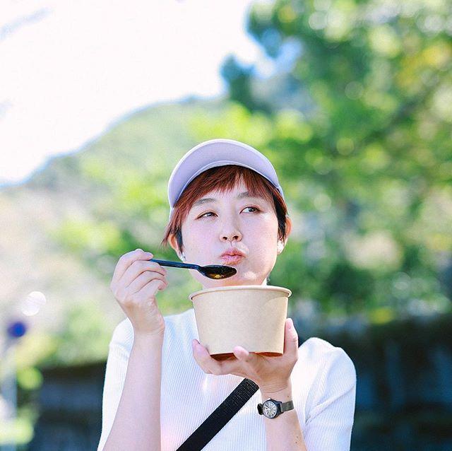 #PIC写真部 で岐阜長良川ピクニック!エリックカレーをテイクアウトして長良川を眺めながらお昼ごはん。うまい!#オニマガ岐阜散歩 (Instagram)