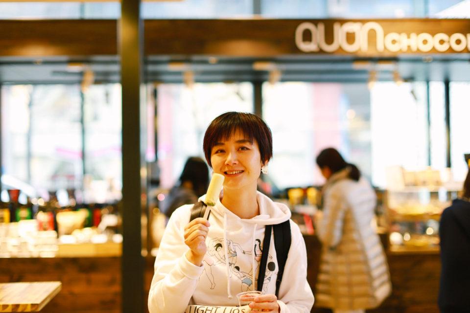 名古屋・星が丘テラスの「久遠チョコレート(QUON CHOCOLATE)」へ行ってきました!