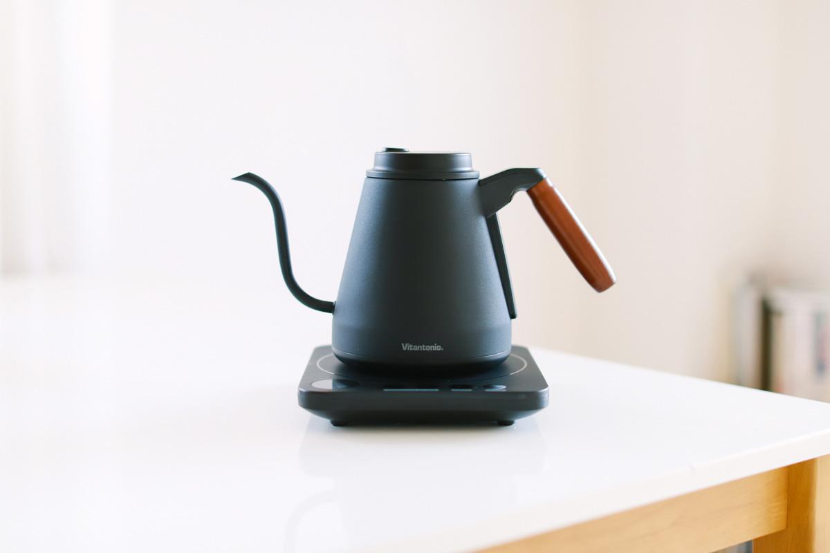 ビタントニオの温調コーヒードリップケトルACTY