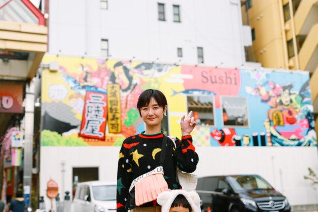 名古屋・大須観音そばの「大須回転寿司 三陸屋」へ行って来ました!