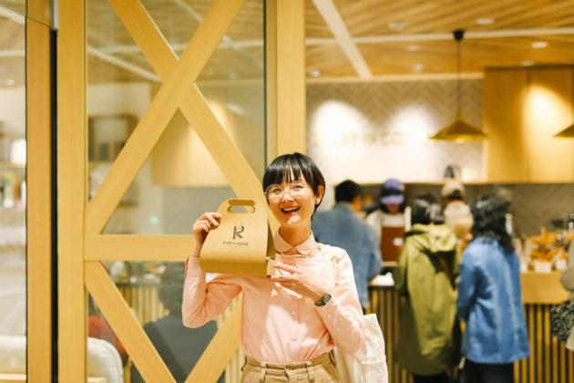 名古屋・栄:松坂屋のカフェ「R ART OF COFFEE(アールアートオブコーヒー)」へ行ってきました!