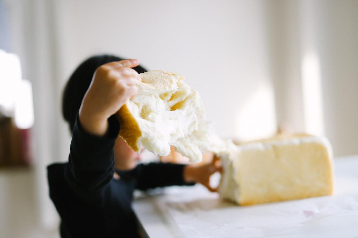 ポールボキューズキャレ(PAUL BOCUSE Carre)の食パン