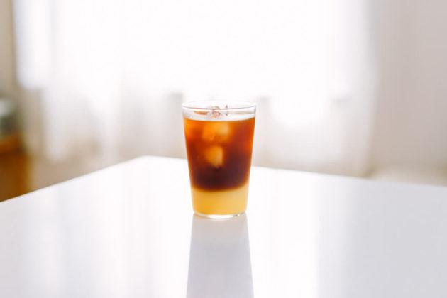 アイスオレンジコーヒーの作り方・レシピ