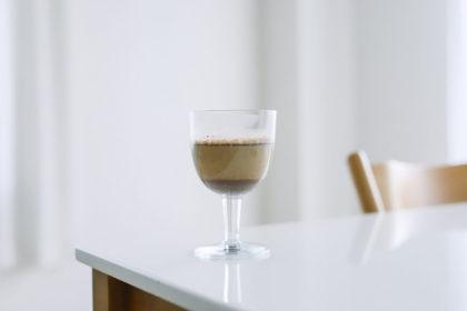チョコカフェオレ/チョコレート入りコーヒーの作り方・レシピ