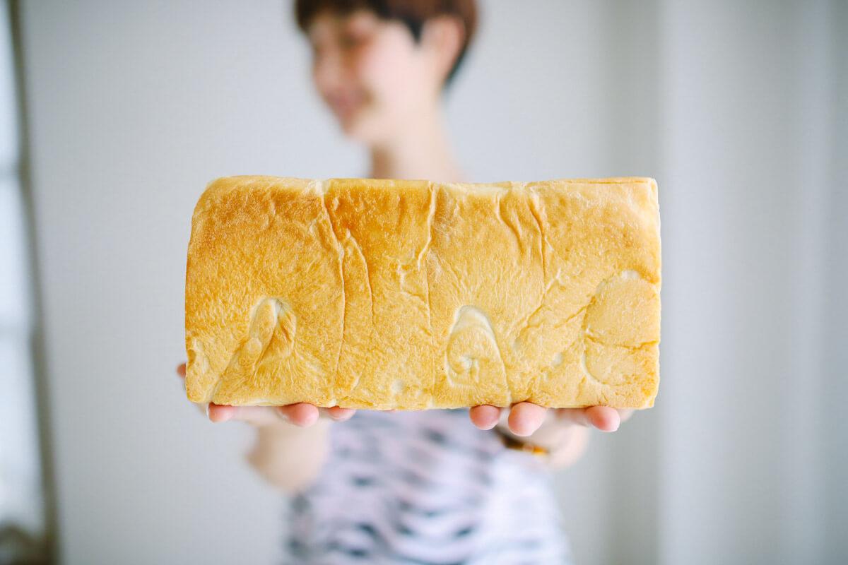 ピートニックの食パン