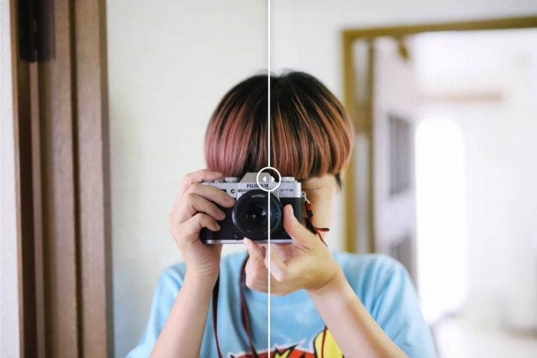 Lightroomプリセット